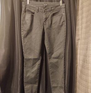 Eileen Fisher Skinny Black Jeans Size 10